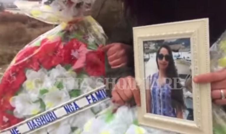 Θρήνος στην κηδεία της άτυχης Αντζελίνας – video | Newsit.gr