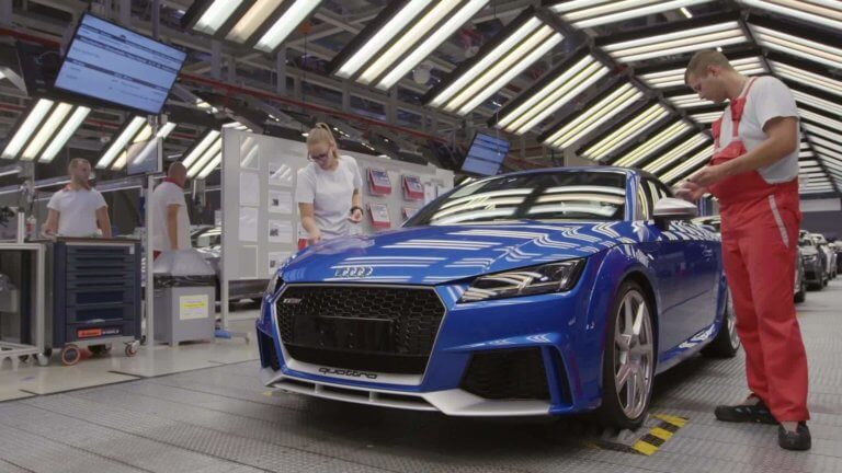 Audi: Απεργία στο εργοστάσιο της Ουγγαρίας, θέλουν μισθούς Ευρώπης! | Newsit.gr
