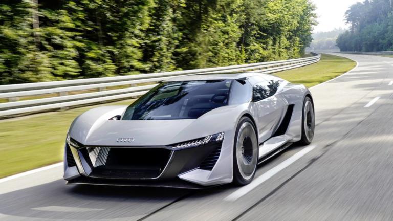 Στην παραγωγή το εξωτικό Audi PB 18 e-tron