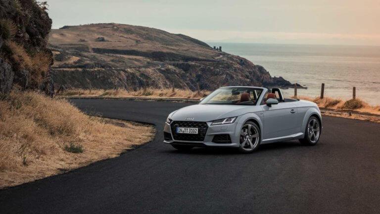 Επετειακή έκδοση του Audi TT για τα 20 χρόνια [vid]