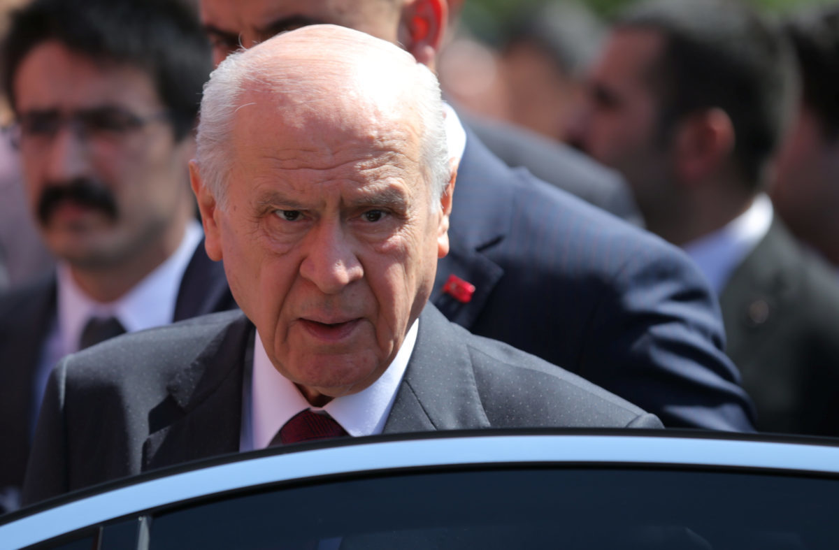 Προκλητικός Μπαχτσελί: Οι Έλληνες θα πληρώσουν βαρύ τίμημα!