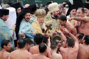 Με λαμπρότητα ο γιορτασμός των Θεοφανείων στο Φανάρι