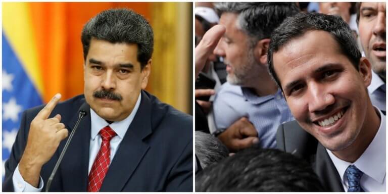 Βενεζουέλα: Έτοιμος να συναντήσει «το αγόρι» ο Μαδούρο – «Όχι» από τον Γκουαϊδό | Newsit.gr