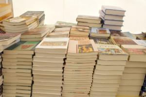 Το 23ο Παζάρι Βιβλίου από σήμερα στην πλατεία Κοτζιά με 9.000 τίτλους βιβλίων