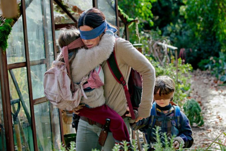 Bird Box: Η Σάντρα Μπούλοκ κάνει αποκαλύψεις για το θρίλερ της χρονιάς | Newsit.gr