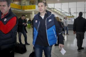 Ολυμπιακός – Μπλατ: «Καλό σημάδι ότι κερδίσαμε μια εξαιρετική Μπασκόνια χωρίς τον Μιλουτίνοφ»