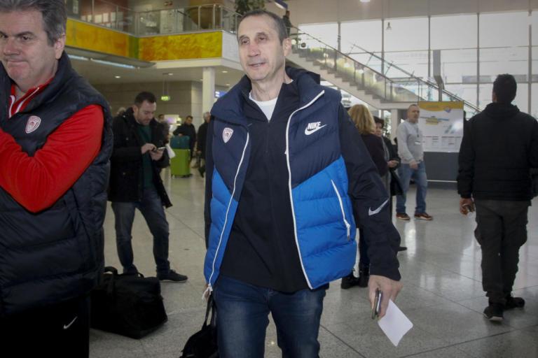 """Ολυμπιακός – Μπλατ: """"Καλό σημάδι ότι κερδίσαμε μια εξαιρετική Μπασκόνια χωρίς τον Μιλουτίνοφ"""""""