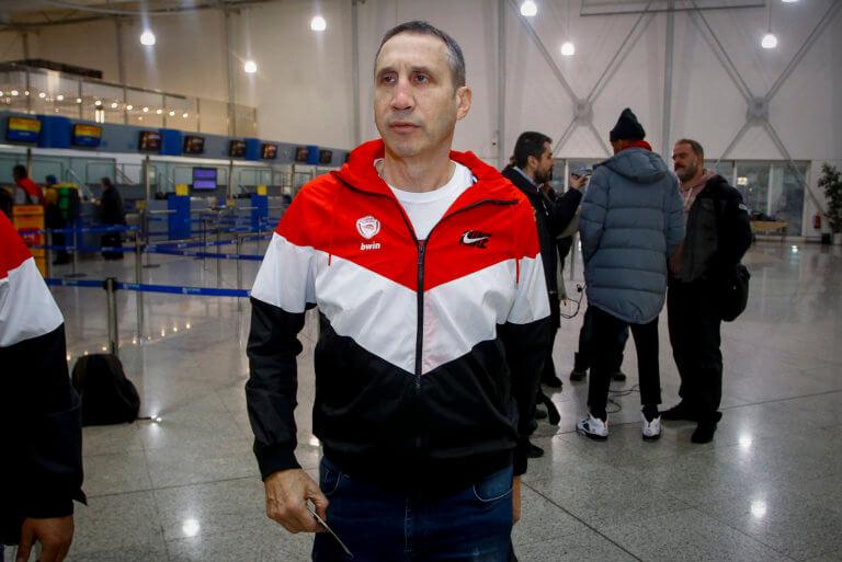 """Ολυμπιακός – Μπλατ: """"Πανέτοιμοι να αντιμετωπίσουμε τη Φενέρμπαχτσε"""" [pics]"""