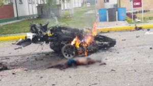 Μπογκοτά: Ισχυρή έκρηξη σε αστυνομική σχολή – 8 νεκροί – video