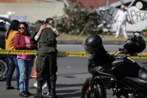 """""""Νόμιμη"""" η επίθεση στη Μπογκοτά λένε οι αντάρτες"""