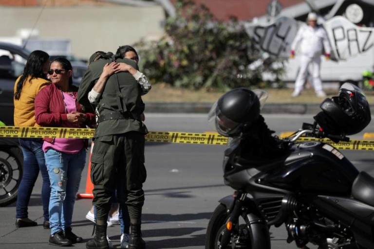 «Νόμιμη» η επίθεση στη Μπογκοτά λένε οι αντάρτες | Newsit.gr