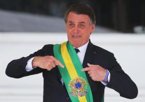 Βραζιλία: Ο Μπολσονάρο είναι ο Ντουτέρτε της Λατινικής Αμερικής