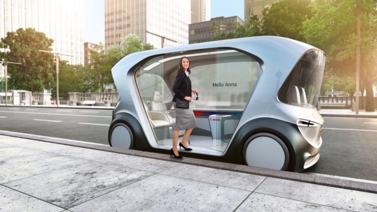 Το όραμα της Bosch για την αστική κινητικότητα   Newsit.gr