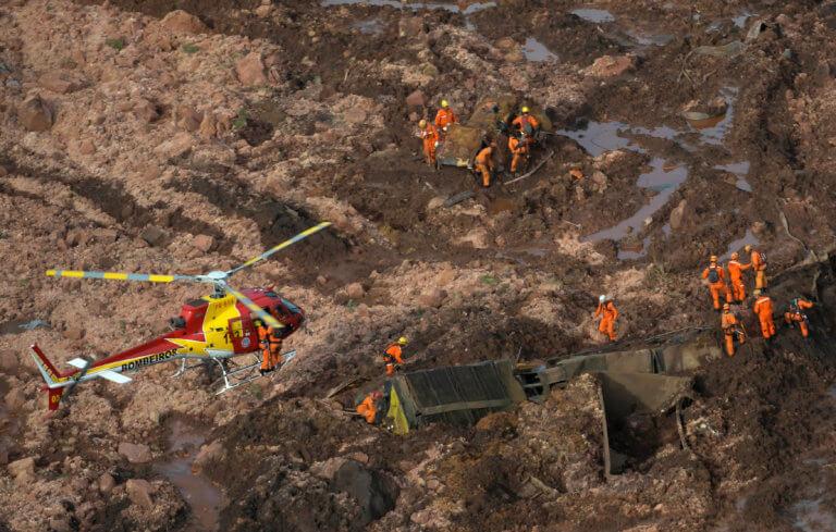 Βραζιλία: Τρόμος από κατάρρευση φράγματος! 7 νεκροί, πάνω από 150 αγνοούνται – video | Newsit.gr