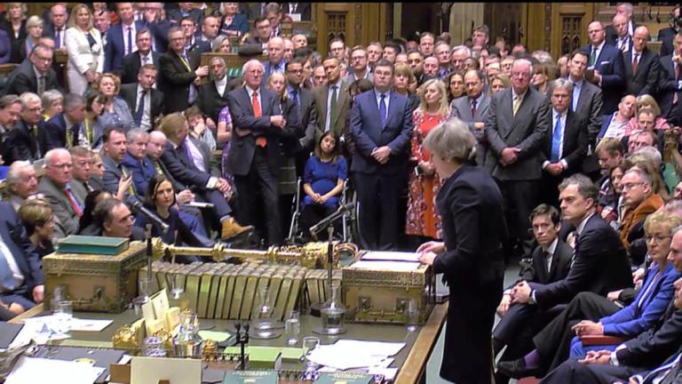 Brexit: «Όχι» από το Βρετανικό κοινοβούλιο