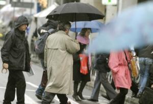 Καιρός: Υπατία μου, υγρασία μου – Βροχές, τοπικές καταιγίδες και χιόνια την Πέμπτη