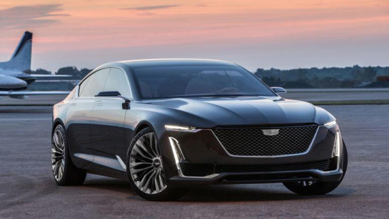 Ηλεκτροκίνηση και αυτόνομη οδήγηση για τις μελλοντικές Cadillac | Newsit.gr