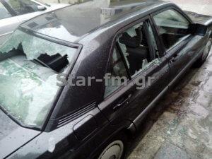 Γρεβενά: Πλησίασε το αυτοκίνητό του και είδε αυτές τις εικόνες – Το σοκ του υπαλλήλου [pics]
