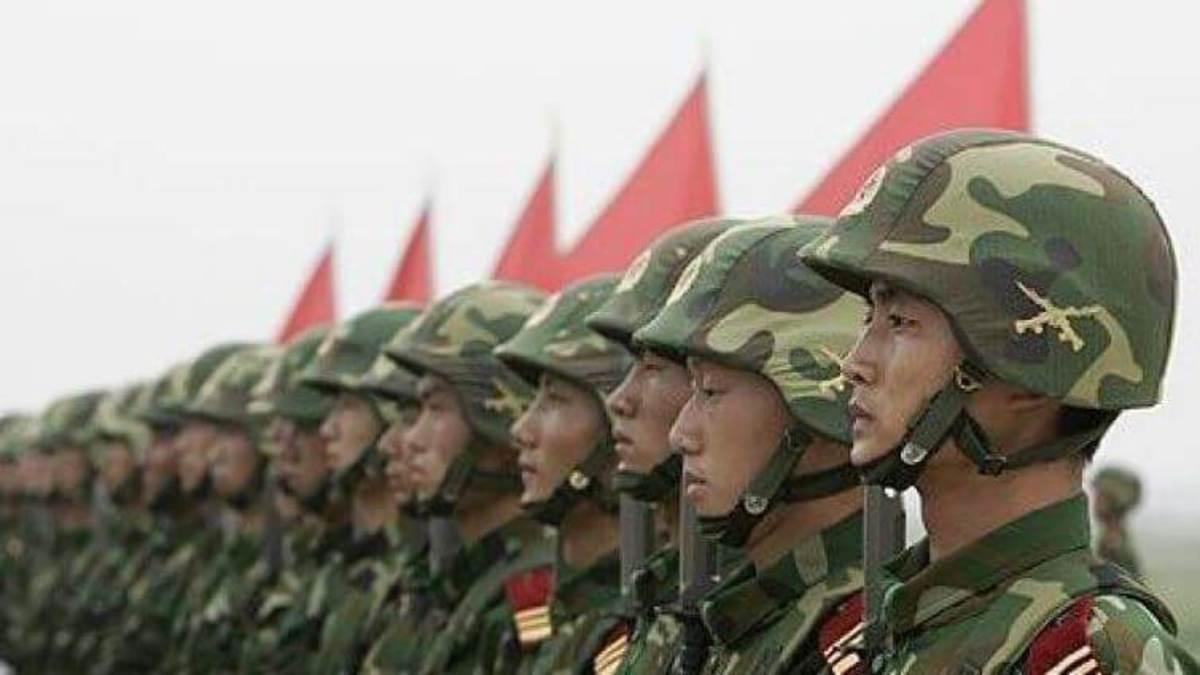 Αυτός είναι ο απίστευτος και απρόσμενος λόγος που οι Κινέζοι θα χάσουν από τις ΗΠΑ σε περίπτωση πολέμου! [pics]