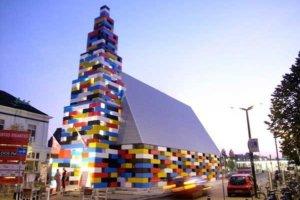 Εκκλησία φτιαγμένη αποκλειστικά από …Lego! Απίστευτες φωτογραφίες