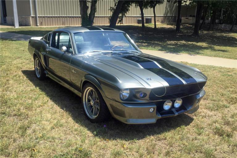 Πωλείται η αληθινή «Eleanor» Mustang από το «Gone in 60 Seconds»! [vids]   Newsit.gr
