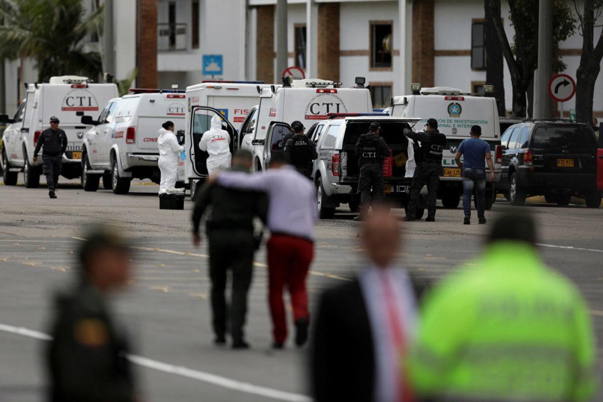 Κολομβία: Οι αντάρτες του ELN πίσω από την επίθεση στην αστυνομική ακαδημία