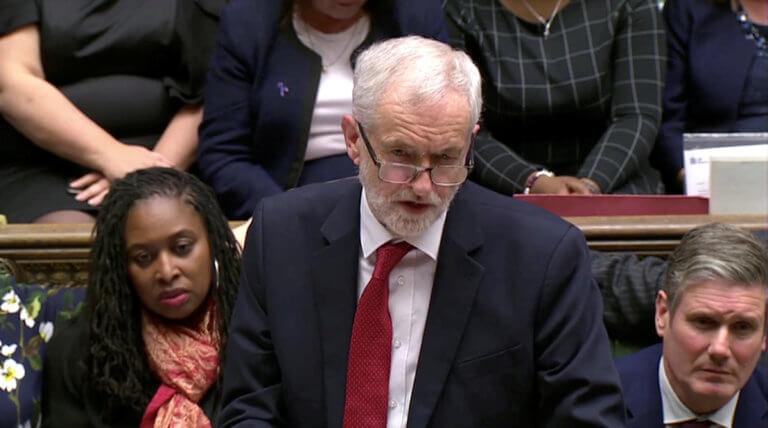 Brexit: Επίθεση των Συντηρητικών στον Κόρμπιν για την ψήφο του στο κοινοβούλιο