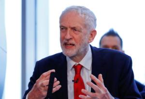 Κόρμπιν σε Μέι: Μιλάμε μόνο αν αποκλείσεις ένα Brexit χωρίς συμφωνία