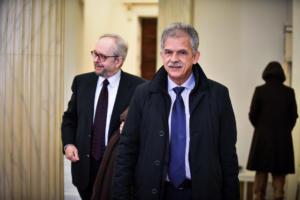 Σπύρος Δανέλλης: Ο Κρητικός που θα σώσει την κυβέρνηση Τσίπρα