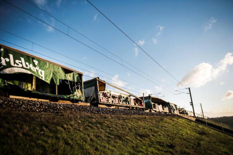 Σιδηροδρομικό δυστύχημα στη Δανία! Πληροφορίες για νεκρούς!