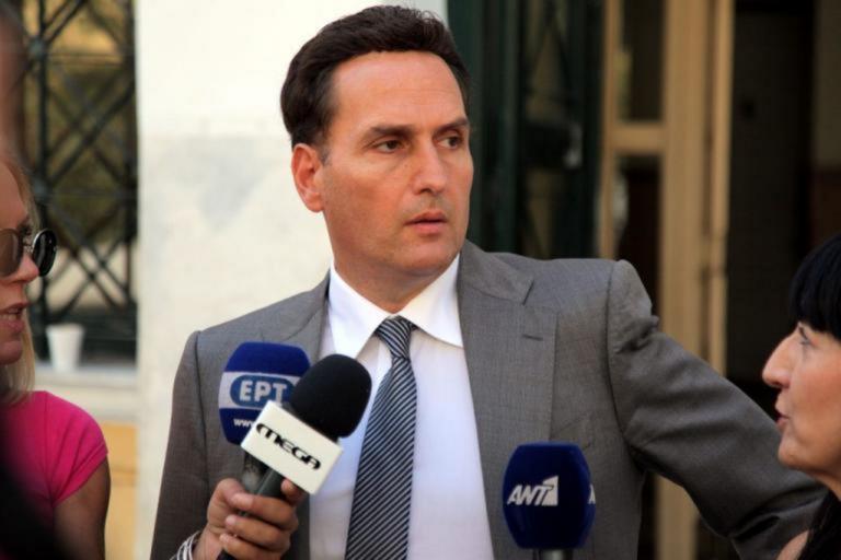 Δημητρακόπουλος: Αμέτρητες δικογραφίες στοιβάζονται στην Εισαγγελία Διαφθοράς που παλεύει μόνη της