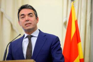 Ντιμιτρόφ για Συμφωνία Πρεσπών: Παίρνει χρόνο και στη χώρα μου, αλλά είμαστε φίλοι με την Ελλάδα