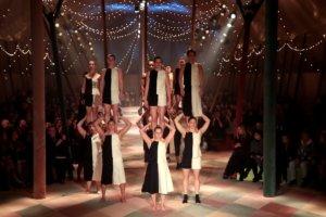 Ο οίκος Dior έγινε… τσίρκο στο Παρίσι! Εντυπωσιακές εικόνες [pics]