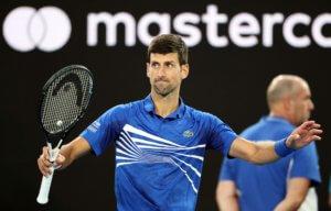 Australian Open: Χωρίς να ιδρώσει στα ημιτελικά ο Τζόκοβιτς