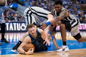 """""""Πληρώνει"""" τα… νεύρα ο Ντόνσιτς! Τιμωρήθηκε από το NBA – video"""