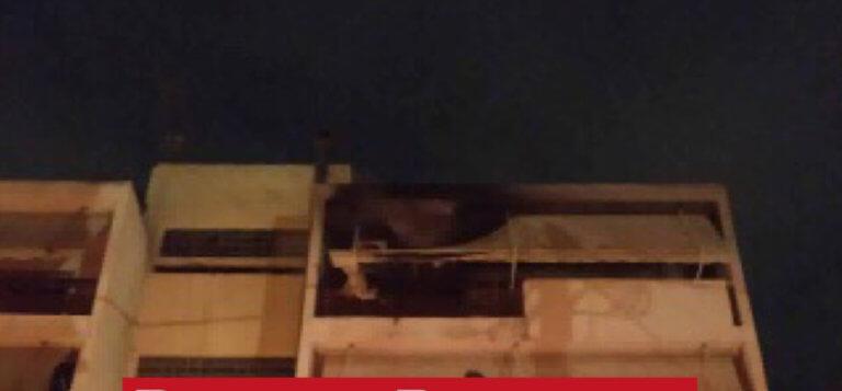 Δραπετσώνα: Φωτιά σε διαμέρισμα πολυκατοικίας [pics] | Newsit.gr