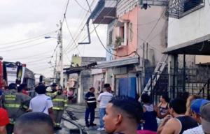 Τραγωδία στον Ισημερινό: 17 νεκροί, 12 τραυματίες από πυρκαγιά σε κλινική αποτοξίνωσης