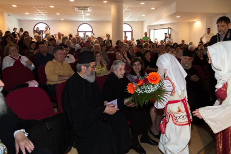 Πέθανε η μητέρα του Μητροπολίτη Φθιώτιδας | Newsit.gr