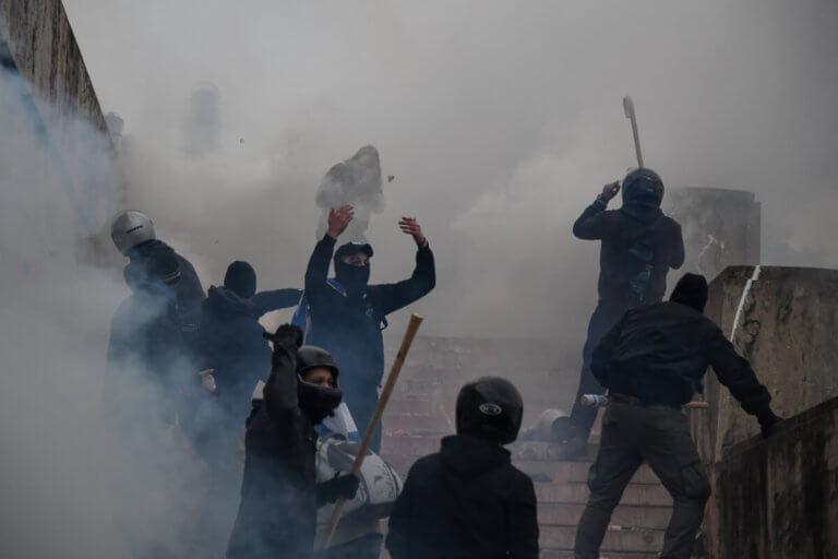 Συλλαλητήριο για την Μακεδονία: Στην φυλακή ο 27χρονος για τα επεισόδια στο Σύνταγμα | Newsit.gr