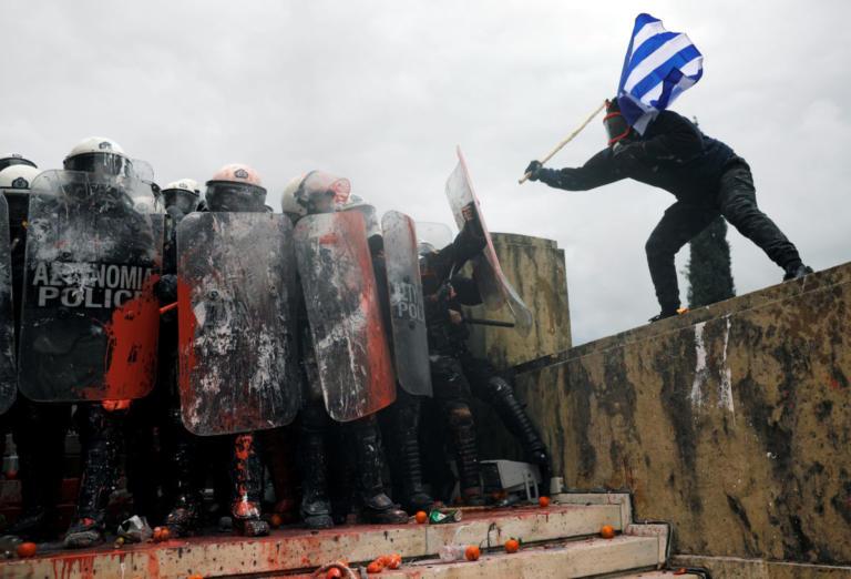 Γνωστός νεοναζί ένας από τους συλληφθέντες στο Συλλαλητήριο
