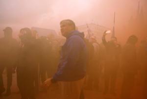 Μηνύσεις για τα χημικά στο συλλαλητήριο ετοιμάζει ο Ιατρικός Σύλλογος Αθηνών