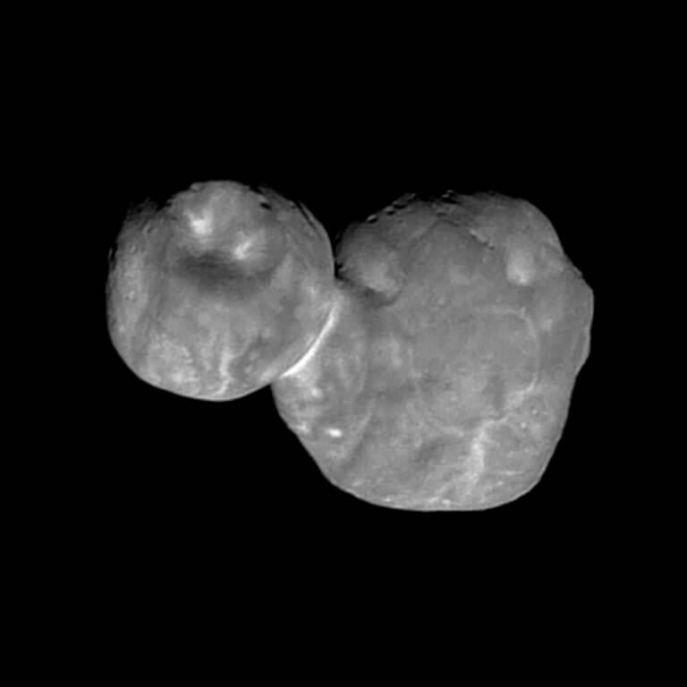 NASA: Αυτή είναι η πιο καθαρή φωτογραφία της Έσχατης Θούλης [pic] | Newsit.gr