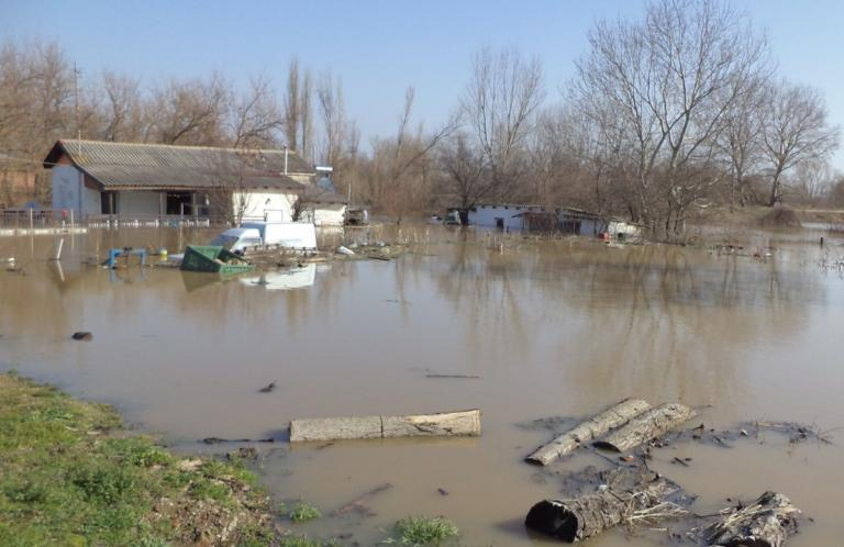 Καιρός: Ανεβαίνει η στάθμη του νερού στον Έβρο