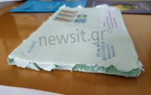 """Ύποπτοι φάκελοι: Πέντε νέα """"χτυπήματα"""" με προέλευση από Ινδία"""