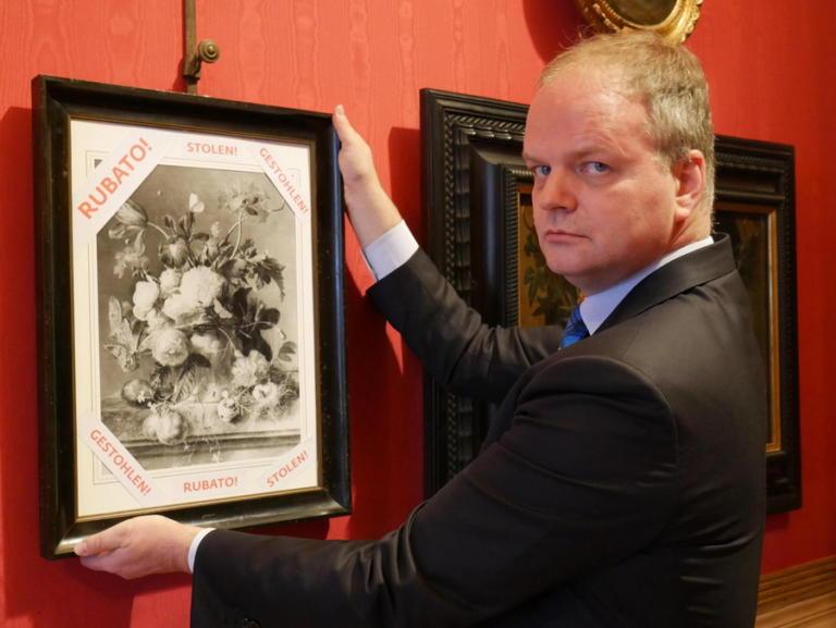 Διευθυντής πινακοθήκης ζητά πίσω κλεμμένο πίνακα από τους Ναζί