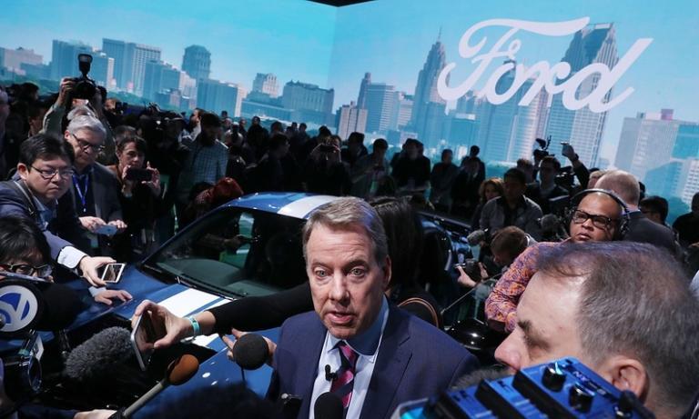 Ανακοινώνεται σήμερα η συμμαχία VW-Ford | Newsit.gr