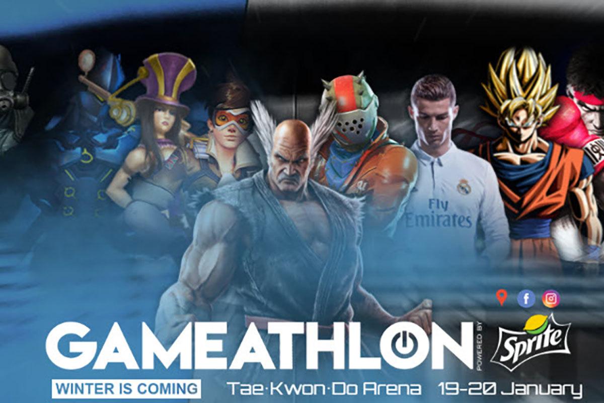 Gameathlon-διήμερο γεμάτο παιχνίδι με την πιο εξελιγμένη τεχνολογία | Newsit.gr