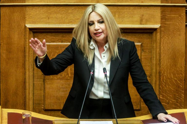 Γεννηματά: Κύριε Τσίπρα, κουράσατε, μετρηθήκατε, καταγράφηκε ότι είστε λίγος | Newsit.gr