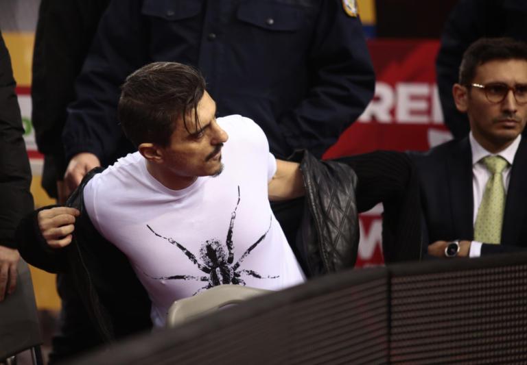 Ολυμπιακός – Παναθηναϊκός: Επεισόδιο με Γιαννακόπουλο στη φυσούνα! [pics] | Newsit.gr