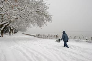 Καιρός: Σφοδρή χιονόπτωση στην Ήπειρο – Κλειστά σχολεία και απαγόρευση κυκλοφορίας για νταλίκες!